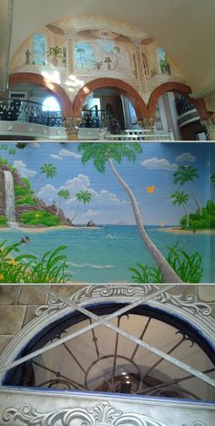 Looking for experts in painting wall murals? Hire this company. They can also handle textured and faux finishes. Check out their profile now.