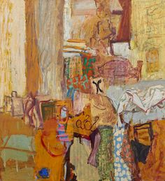 oil on canvas, signed l. 'Cummings', titled and dated verso 'Inside the Yellow Room, Painting Still Life, Still Life Art, Australian Painters, Global Art, Art Auction, Art Market, Abstract Expressionism, Art Images, Oil On Canvas