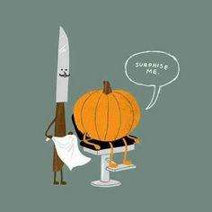 funny halloween pumpkin | lolzmelon.com