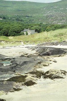 Beach Near Derrynane House , near Caherdaniel Co. Kerry