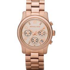 3175ee44939 Michael Kors Yellow Golden Midsized Chronograph Watch- My Christmas gift  from Dustin. irene rose tero