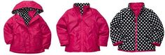 @jen @ TheSuburbanMom.com posted on her blog about Oshkosh 4-in-1 jackets! #BgoshBelieve