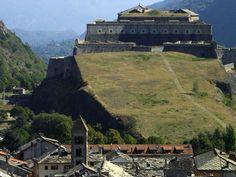 Fortificazione di Exilles