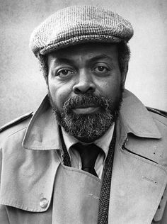 Today in history: October 1934 - Amiri Baraka born. Formerly known as LeRoi Jones, Baraka was a renowned African-American poet, playwright and political activist from Newark, New Jersey. Black History People, Women In History, Black People, Art History, Canadian History, American History, Amiri Baraka, National Book Festival, Portraits