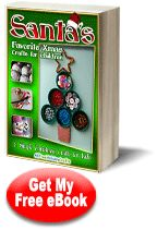 8 Simple Christmas Crafts for Kids eBook