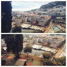 #Rocher Монако. Бухта) #лигурийскоеморе #лигурийскоепобережье #liguriansea #Monaco #Монако #cityview #виднаморе #виднагородсверху #яхты #yachts by irina_pocheketa from #Montecarlo #Monaco