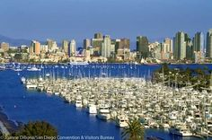 San Diego Harbor, an awesome place to run!