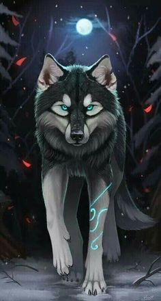 Just studying to draw animals. And again I wanted to do a wolf but It looks like a dog ___ Looks like I definitely don't understand somethingX) )_(\ . Almost wolf) Fantasy Artwork, Wolf Artwork, Pet Anime, Anime Animals, Cute Animals, Draw Animals, Arte Furry, Furry Art, Wolf Love