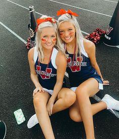 Pictures, cheer team pictures, high school cheerleading, sports pictures, c Cute Cheerleaders, Cheerleading Pictures, Softball Pics, Soccer Pics, Cheer Outfits, Cheerleading Outfits, Cheerleading Stunting, Cheerleader Costume, High School Cheerleading