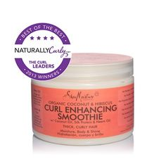 SheaMoisture Coconut & Hibiscus Curl Enhancing Smoothie - NaturallyCurly