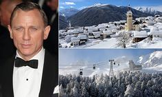 The 24th Bond film, Spectre, is due to start filming in the Austrian Triol over the next few weeks. Daniel Craig, along with other cast and crew, will be arriving in the ski resort of Sölden, East Tirol.