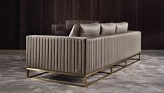 Daytona contemporary luxury modern furniture, furniture and art furniture … - Home And Garden Furniture Styles, Sofa Furniture, Luxury Furniture, Living Room Furniture, Modern Furniture, Living Room Decor, Furniture Design, Furniture Dolly, Modern Chairs
