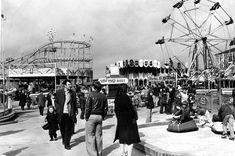 Barry Island funfair - 1978. We used to live there. Photo from Wales Online
