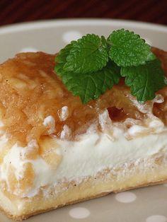 Krásné odpoledne! Dnes jsem se nechala inspirovat slovenskými stránkami Bonvivani  . Na stránky js... No Bake Pies, No Bake Cookies, No Bake Cake, Cake Cookies, Ice Cream Candy, Czech Recipes, Sweet And Salty, Desert Recipes, A Table