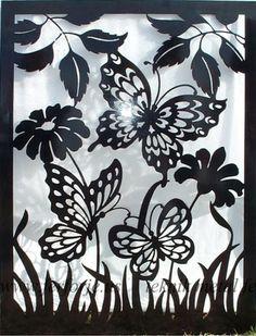 Lazer kesim modern paravan motifi – Dekorasyon Önerileri Ev Dekorasyon Fikirleri
