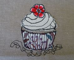 Free Motion embroidery tutorial| Stitched Up by Samantha: Sewn Images Tutorial - part 1