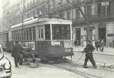 Tranvía de Barcelona, circunvalación