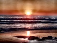Algarve, Portugal, Celestial, Sunset, Outdoor, Art, Outdoors, Sunsets, Outdoor Games