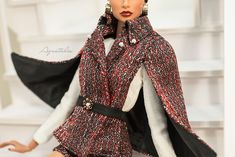 "Aquatalis "" TWEED & CHIC "" 
