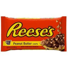 Get the classic taste of REESE'S Peanut Butter in versatile peanut butter morsels! Peanut Butter Chips, Reeses Peanut Butter, Creamy Peanut Butter, Jelly Belly, Tamales, Chips Au Four, Bon Dessert, Baked Chips, Gluten Free Baking