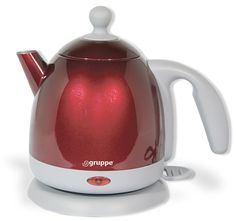 Gruppe SN3813-02 Red- ElectroStudio Kettle, Kitchen Appliances, Group, Pour Over Kettle, Cooking Ware, Teapot, Home Appliances, Kitchen Gadgets