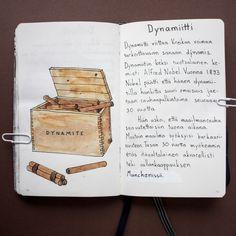 From sketchbook of Petri Fills #sketchbook #drawing