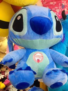 Stitch Peluche, Regalos a Domicilio, Sorpresas a Domicilio Lilo Y Stitch, Cute Stitch, Borders For Paper, My Room, Dragon Ball, Cool Things To Buy, Teddy Bear, My Favorite Things, Cool Stuff