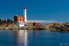 Fisgard Lighthouse by Carrie Cole, via 500px