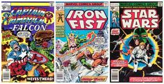 Marvel 35¢ Price Variants. Click the pic and find out more...