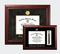 Beautiful diploma frames with to without tassel. https://www.fanprint.com/licenses/air-force-falcons?ref=5750