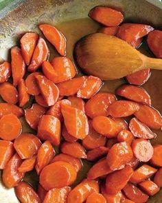Honey-Glazed Carrots | 27 Sweetest Treats For Rosh Hashanah