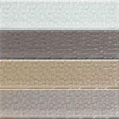 Cobblestone Series 3x12 Size Four Colours Available Bellavita