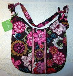 HOW TO CLEAN YOUR VERA BRADLEY BAGS!