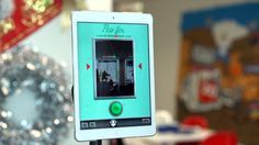 Turn your iPad into a DIY photo booth video - CNET
