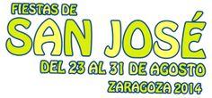 GASTRONOMÍA EN ZARAGOZA: Fiestas en el Zaragozano Barrio de San José (23/8/...