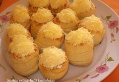 Érdekel a receptje? Kattints a képre! Torte Cake, Savory Pastry, Hungarian Recipes, Hungarian Food, Salty Snacks, Scones, Cake Recipes, Bakery, Muffin