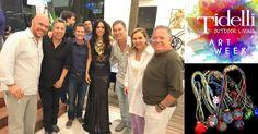 Assim começou a noite!   Absolutamente DELUXE   Envolta de artistas renomados como   Gustavo MORENO, Andre MORENO, Audinho MENDONCA, ...