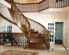 Best Stairs Railing Designs On Wood Stair Railing Design 400 x 300