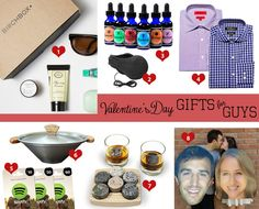 awesome 8 Valentine's Day gift ideas for him