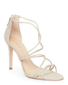 Schutz Amber Light Myrcella Strappy High Heel Sandals
