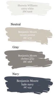 Exterior paint colors with my brick house? BM Hale Navy front door; revere pewter trim; Chelsea gray shutters?