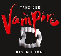 Musical Tanz der Vampire Logo © Stage Entertainment