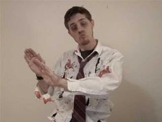 Jonathan Coulton - Re: Your Brains - ASL Song. Loquacious & hungry zombie