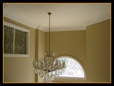 crown molding ideas | We also install all types of molding, crown molding , chair rails ...