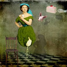 surrealist collage still life - Google Search