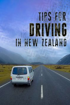 When I arrived in New Zealand, I had never driven on the left side of the road, my camper van felt a little clunky, and I had no idea where I was going. Three months later (with the help of the lovely sounding voice on Brisbane, Sydney, Auckland, Driving In New Zealand, Places To Travel, Places To Go, Bon Plan Voyage, New Zealand Adventure, New Zealand Travel Guide
