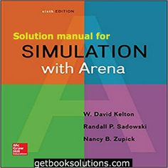 Solution manual for probability and statistics for engineers and instant download simulation with arena 6th edition solutions pdf download solution manual for simulation with fandeluxe Gallery
