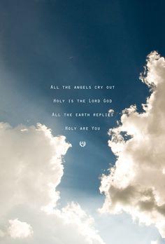"""Alleluia"" by Jesus Culture // Phone screen format // Like us on Facebook www.facebook.com/worshipwallpapers // Follow us on Instagram @worshipwallpapers"