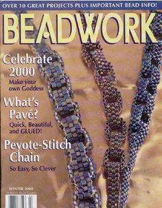 Lo Scrigno dei Segreti: Beadwork Winter 2000