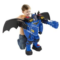 Superb Imaginext DC Super Friends Batbot Xtreme Now at Smyths Toys UK. Shop for Batman At Great Prices. Free Home Delivery for orders over Batman Figures, Action Figures, Gotham, Toys For Boys, Kids Toys, Statues, Arma Nerf, Best Christmas Toys, Christmas 2017
